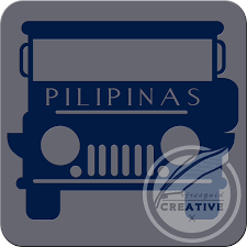 jeepney drawing philippine road icon the jeepney graphic design pinterest