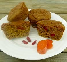 hi protein carrot cake goji muffins u2013 jane u0027s healthy kitchen