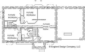 simple floor plans basement plan home building plans 74423