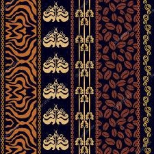 Papier Peint Art Nouveau Deco Vintage Soie Papier Peint Avec Motifs Anciens De Fantaisie
