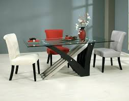 stainless steel dining table with glass top in india stainless