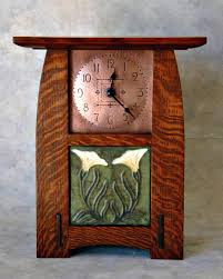 Arts And Crafts Nightstand Arts And Crafts Clocks