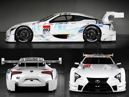 lexus lf lc 500 lexus lc super gt racecar torque