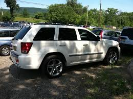 jeep white cherokee white jeep srt at mountain creek cherokee srt8 forum