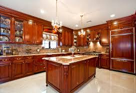kitchen design wood rich wood kitchen design with wood paneled refrigerator and custom