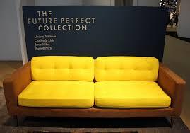 Russell Pinch Sofa At New York Design Week 2013 Part Iv Icff Sight Unseen