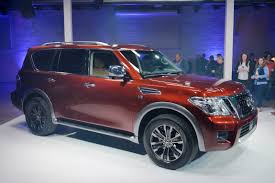 nissan armada 2016 interior 2017 nissan armada swaps from truck basis to bomb proof global