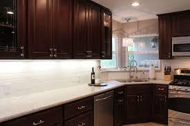 Gorgeous Kitchen Designs Kitchen Gorgeous L Shape Kitchen Design Ideas Using Brown Granite