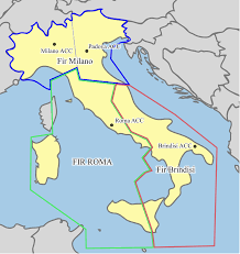 Italy Regions Map by File Flight Information Regions For Italy Svg Wikimedia Commons