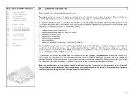 Architect Signature The Architectural Process