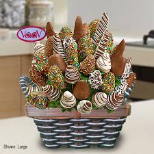 dipped fruit baskets fruit basket all dipped chocolate sweet dipped fruits are