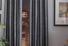 curtains metallic silver curtains comfortable gray u0026 white