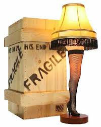 a christmas story leg l lights a christmas story 26 deluxe tabletop leg l major award