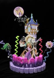 tangled cake topper rapunzel tangled cake topper adianezh on artfire
