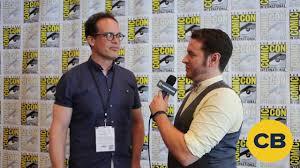 Diedrich Bader Diedrich Bader Voice Of Booster Gold In Justice League Action