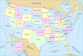 us map atlanta to new york map usa ny major tourist attractions maps