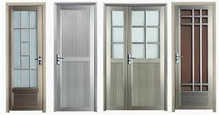 Exterior Aluminum Doors 11 Different Types Of Doors To Consider For Your House Civilblog Org