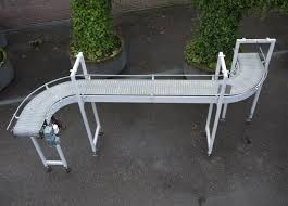 S Shaped Bench Viscon Curved S Shaped Conveyor U2022 Duijndam Machines