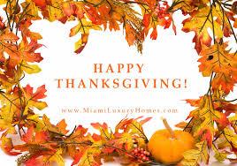 image happy thanksgiving happy thanksgiving 2015 miami luxury homes blog