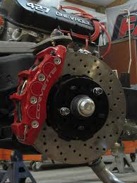 c2 corvette rear suspension brake away installing c6 z06 brakes on a c2 corvette tech