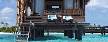 Maldives Cottages On Water by Water Villa Booking Villingili Resort And Spa Male Maldives