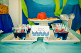 the sea party kara s party ideas the sea water party planning ideas