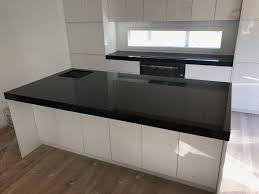black granite kitchen island bench black granite bench tops absolute black granite kitchen
