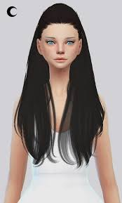 339 best sims 4 hair images on pinterest sims cc the sims and