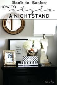 side table pink nightstand side table bedroom wicker furniture