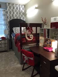 Seventeen Zebra Darling Bedroom Set Dorm Room Setup Ideas Oklahoma State University Dorm Room