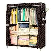 schlafzimmer kleiderschrank klapp tragbare kabinett diy vlies kleiderschrank schränke