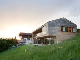 doppelhaus architektur dietrich untertrifaller architekten doppelhaus