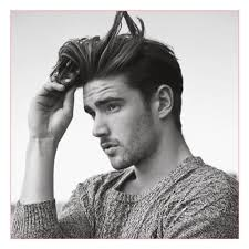 textured hairstyles for men 2017 mens haircuts for long straight hair or curly men hairstyles long