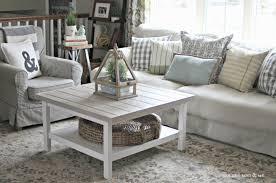 Living Room Tables Ikea Coffee Table Ikea Hack Ikea Hack Trays And Pottery