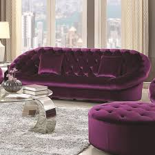 Purple Sleeper Sofa Uncategorized Violet Sofa In Beautiful Buy Romanus Mid Century