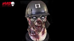 captain lester zombie mask ghoulish productions youtube