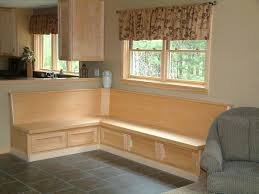 Kitchen Bench Seating With Storage Plans by Kitchen Nook Bench Seating Plans Kitchen Bench Seating With