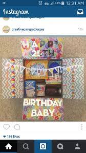 Birthday Care Package Cele Mai Bune 25 De Idei Despre Birthday Care Packages Pe