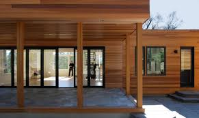 Prefab Room Custom Prefab House Ruhl Walker Architects