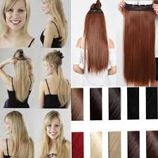 one hair extensions clip in hair extensions one 26 inches 66cm