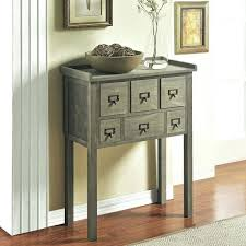 small side table with storage wooden side table 1 drawer 2 shelves