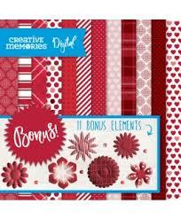 digital paper packs from creative memories cm