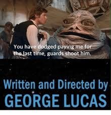 Lucas Meme - you have dodged paying me for the last time guards shoot him