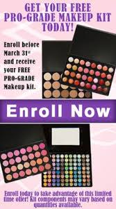 online makeup school free calendrier de l avent benefit countdown to wish list