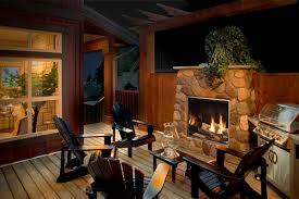 town u0026 country tc36 od outdoor gas fireplace u2013 inseason fireplaces