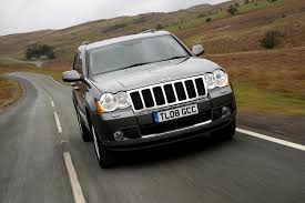 luxury jeep grand cherokee jeep grand cherokee station wagon review 2005 2010 parkers