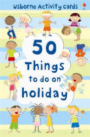 50 things to do on