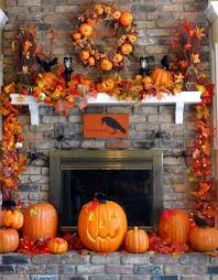Ways To Decorate A Fireplace Mantel by Decorate Halloween Office Halloween Decorating Ideas Youtube 40