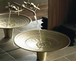 kohler demilav sink reviews kohler lav sink 3 pedestal vintage mans lavatory