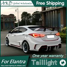 2010 hyundai elantra tail light assembly akd car styling for hyundai elantra tail lights 2010 2015 new tuscon